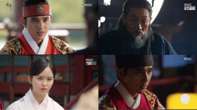 "[HanCinema's Drama Review] ""Ruler: Master of the Mask"" 37-38"