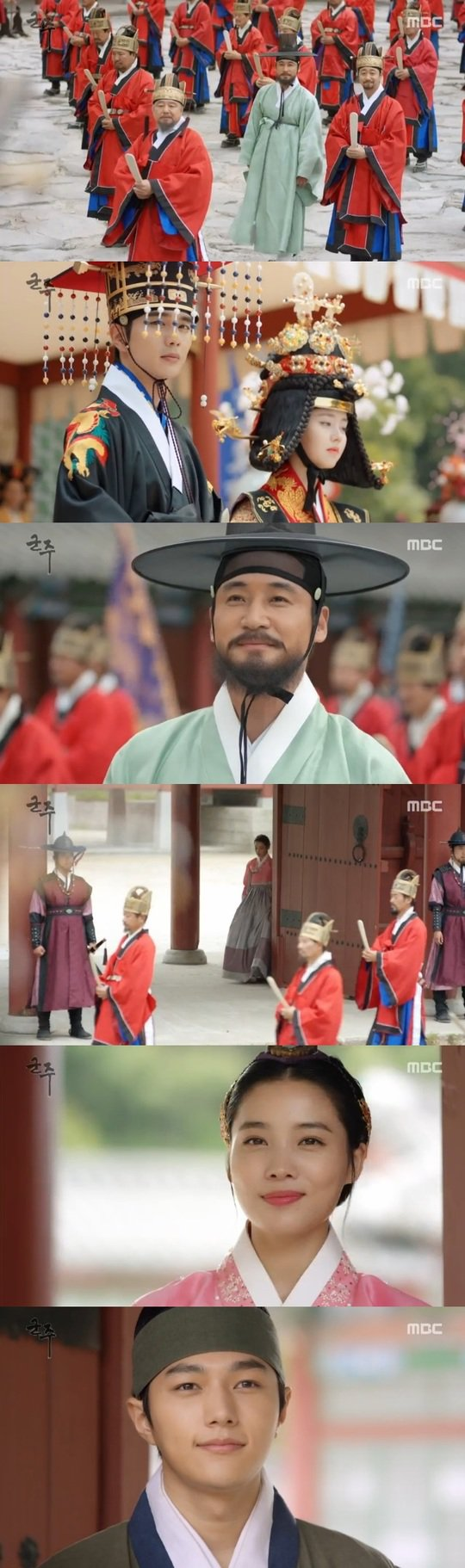 """[Spoiler] """"Ruler: Master of the Mask"""" Jeon No-min and Yoon So-hee reappear"""