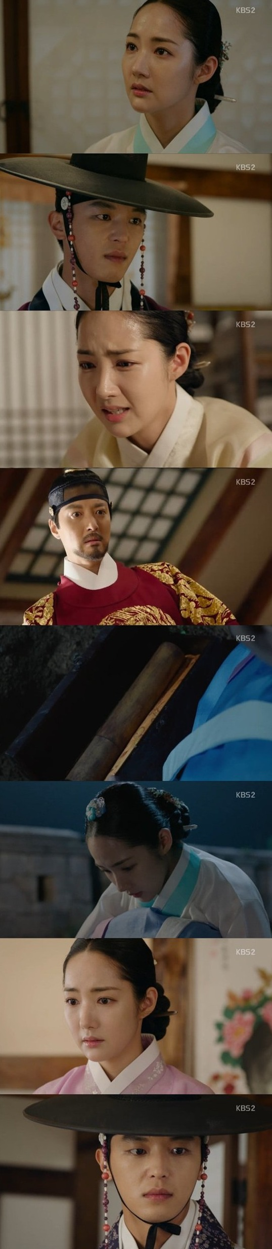 [Spoiler] Added episode 13 captures for the Korean drama 'Queen for 7 Days'