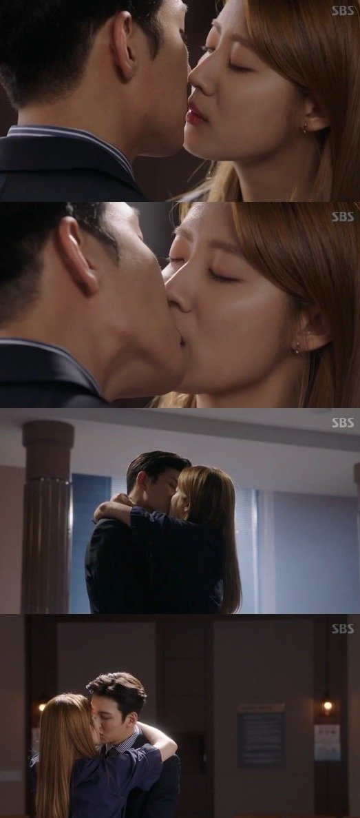 [Spoiler] Added episodes 37 and 38 captures for the Korean drama 'Suspicious Partner'