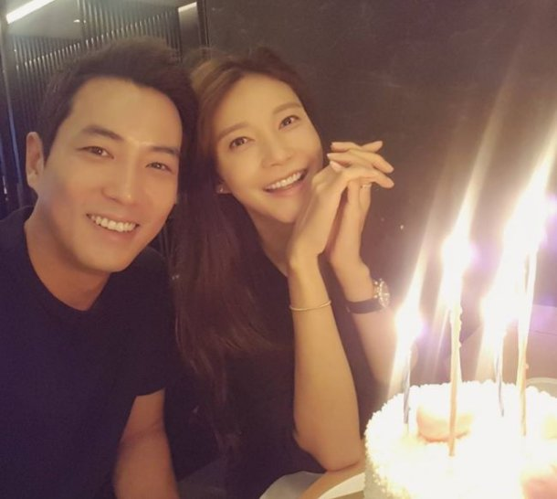 Joo Sang-wook and Cha Ye-ryun, birthday party