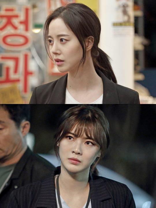 """Criminal Minds"" Moon Chae-won and Lee Sun-bin, girl crushes"
