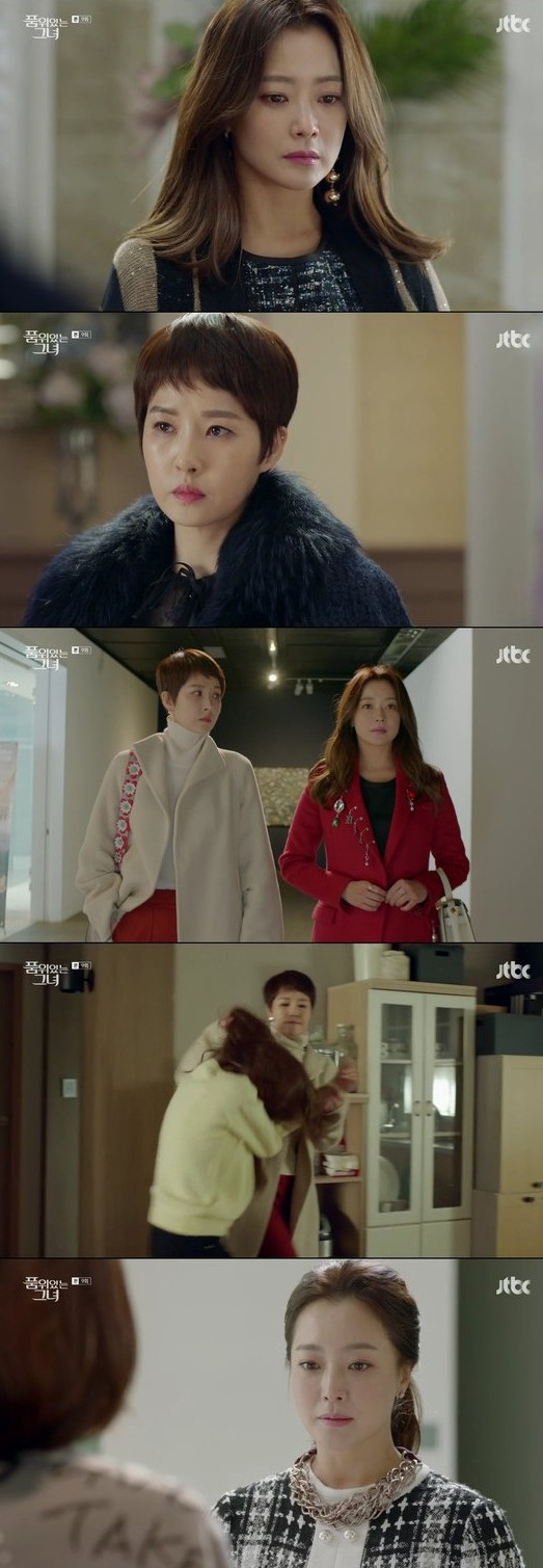 [Spoiler] Added episodes 9 and 10 captures for the Korean drama 'Woman of Dignity'