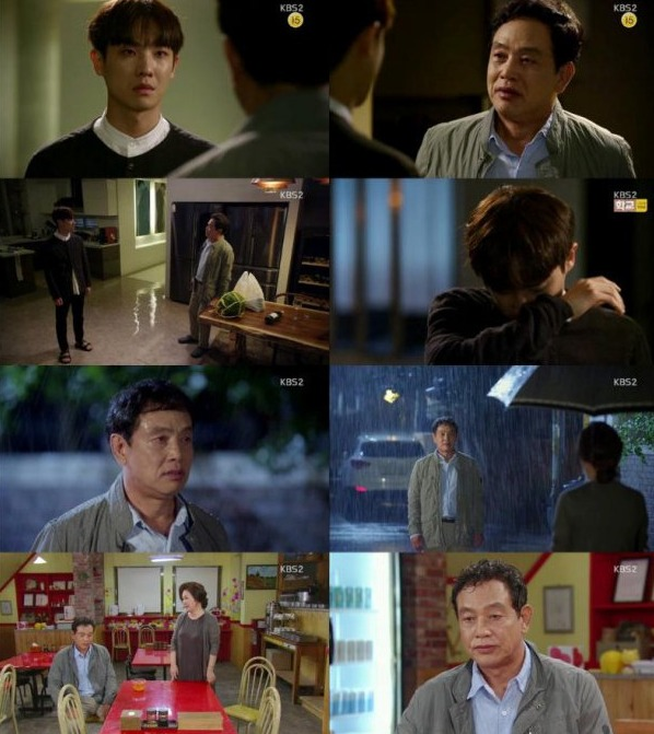 [Spoiler] Added episodes 39 and 40 captures for the Korean drama 'Father is Strange'