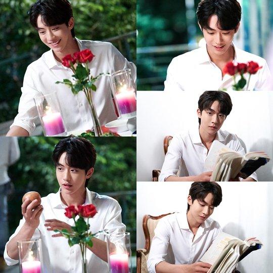 """Bride of the Water God 2017"" Nam Joo-hyuk"