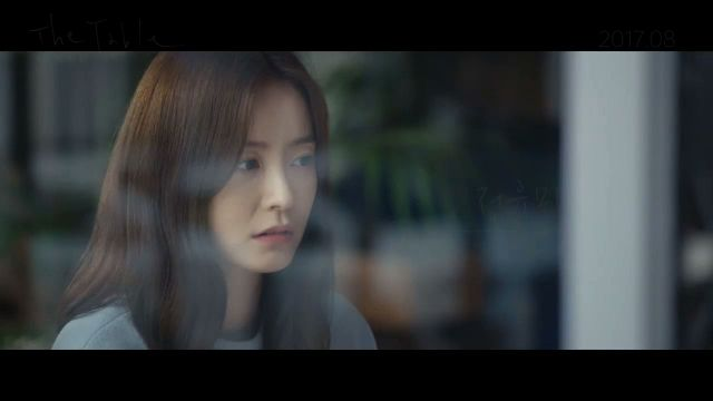 "[Video] Added teaser trailer for the upcoming Korean movie ""The Table"""