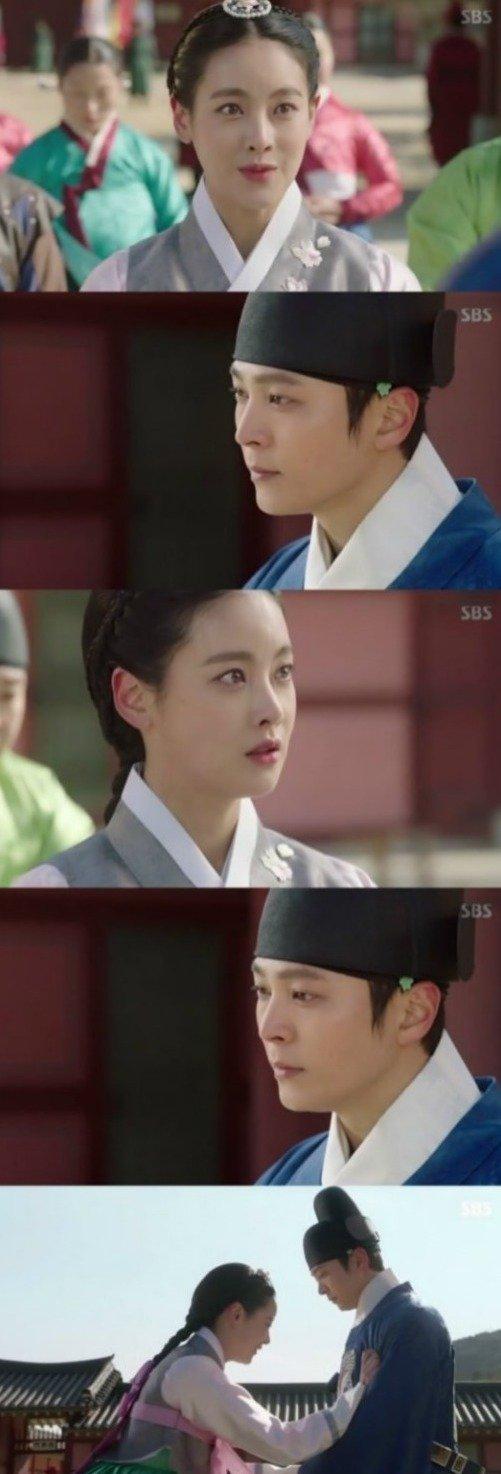 [Spoiler] Added episodes 29 and 30 captures for the Korean drama 'My Sassy Girl – Drama'