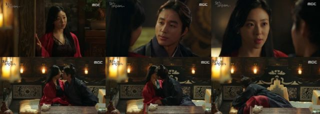 "[HanCinema's Drama Review] ""The King Loves"" Episodes 3-4"
