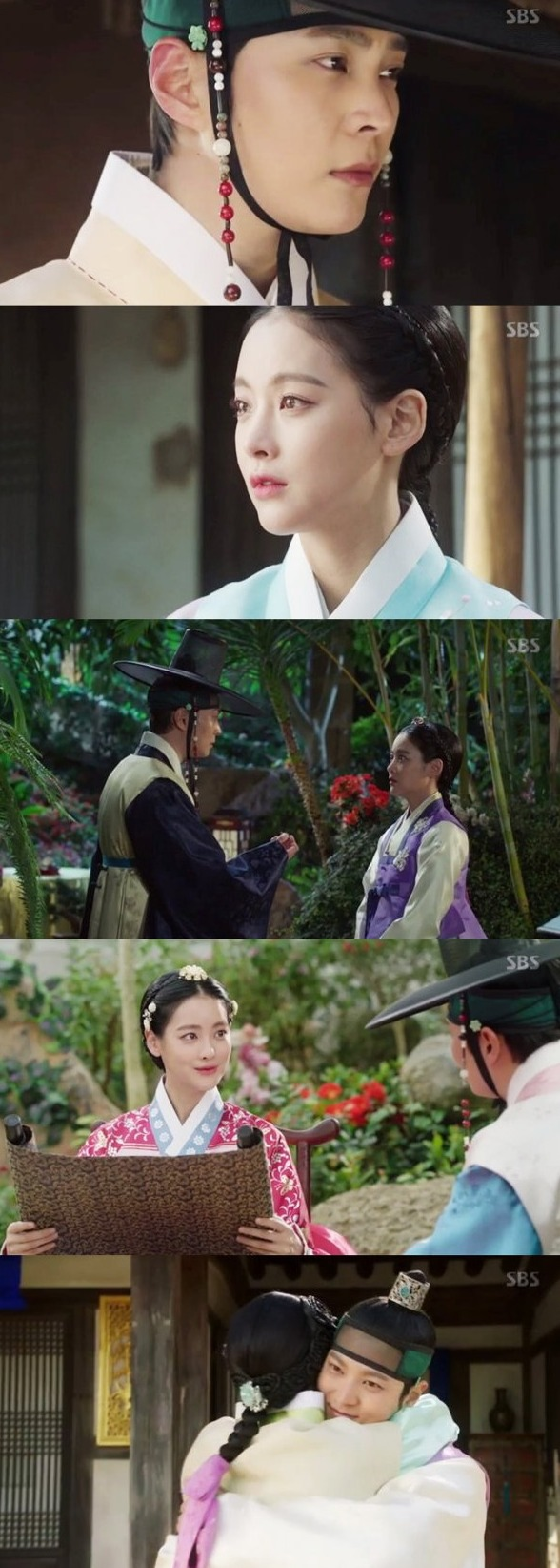 [Spoiler] Added final episodes 31 and 32 captures for the Korean drama 'My Sassy Girl - Drama'