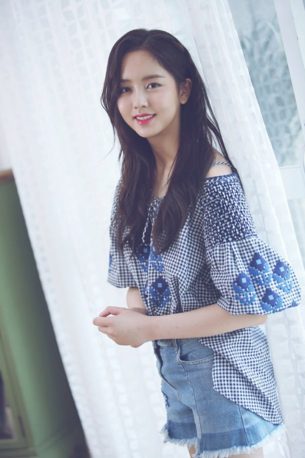 [Interview] Kim So-hyun,