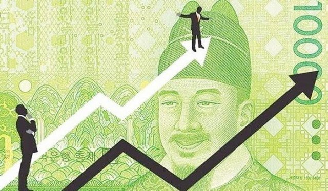 Won Is Asia's Top-Performing Currency