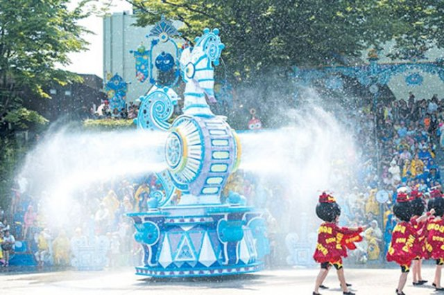 Everland Most Popular Tourist Attraction