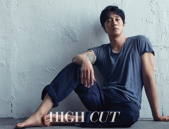 So Ji-sub's Ideal Woman?