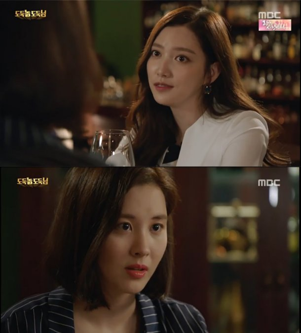 "[Spoiler] ""Bad Thief, Good Thief"" Lim Ju-eun tells Seohyun, ""I was very jealous of you"""