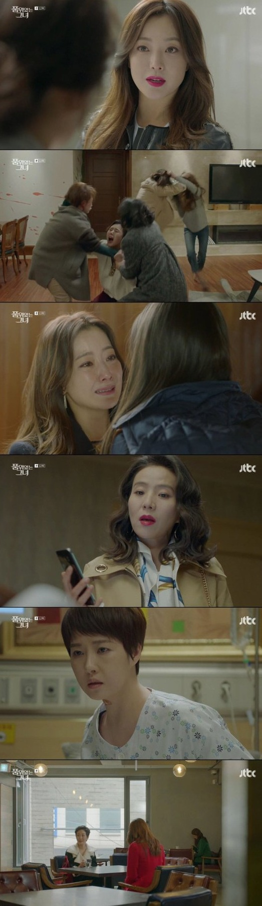 [Spoiler] Added episodes 11 and 12 captures for the Korean drama 'Woman of Dignity'