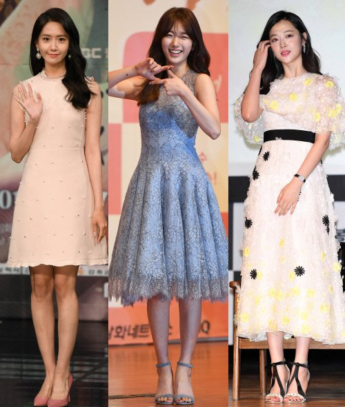 Yoona VS Suzy VS Sulli, the next Kim Tae-hee, Song Hye-kyo, Jeon Ji-hyeon troika?