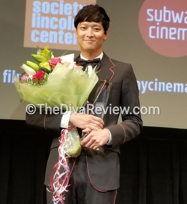 [Interview] Gang Dong-won with The Lady Miz Diva at NYAFF17