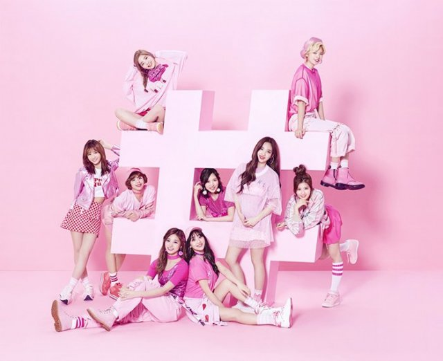 TWICE Tops 200,000 in Sales with Japan Debut Album