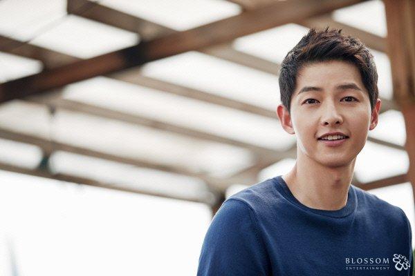 [Interview] Song Joong-ki's keywords, #songhyekyo #thebattleshipisland #socialtainer #SongSongCouple