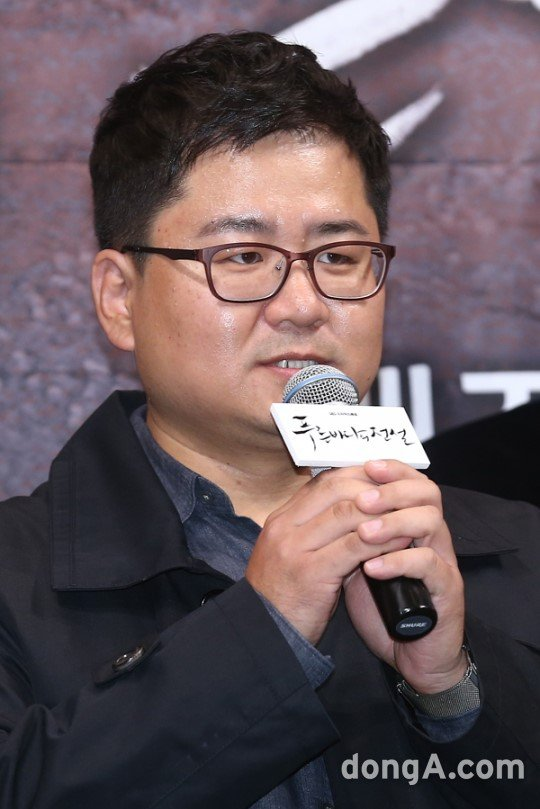 Director Jin Hyeok's letter of resignation