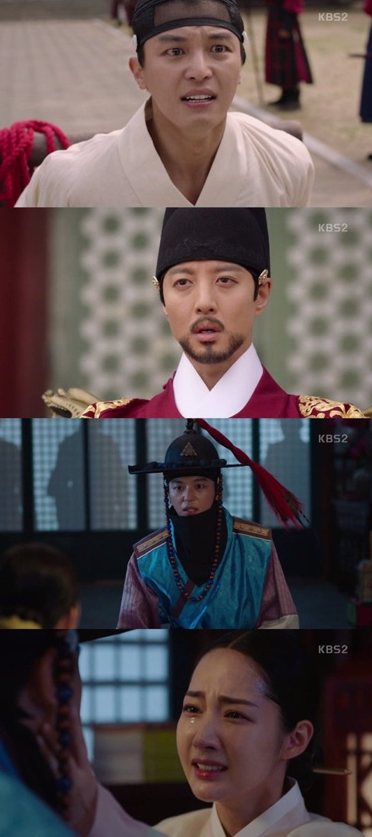 [Spoiler] Added episode 17 captures for the Korean drama 'Queen for 7 Days'