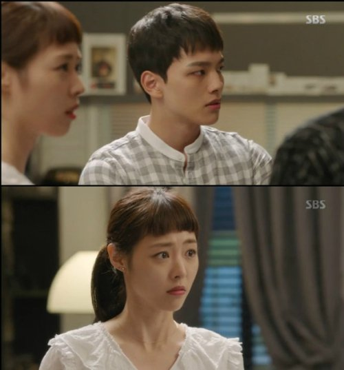 "[Spoiler] ""Reunited Worlds"" Lee Yeon-hee to Yeo Jin-goo, ""You're so rude…"""