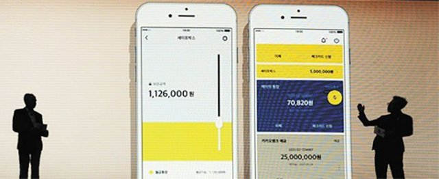 Kakao Bank Off to a Rollicking Start