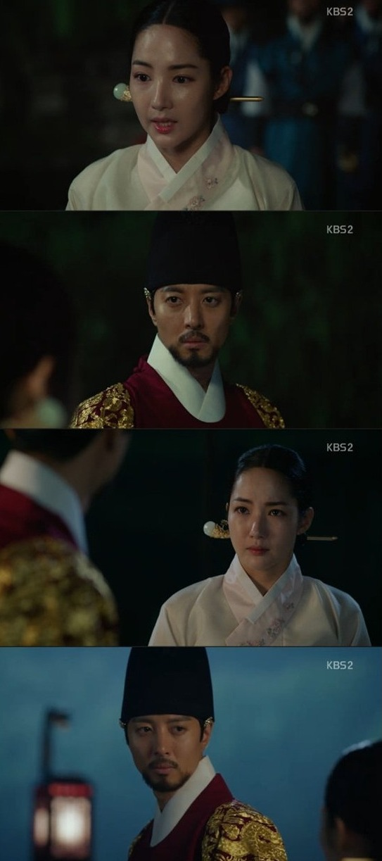 [Spoiler] Added episode 18 captures for the Korean drama 'Queen for 7 Days'