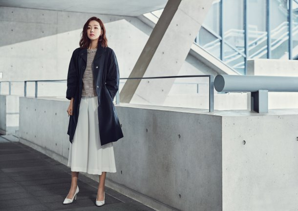 So I-hyeon, a regular Korean mother's beauty