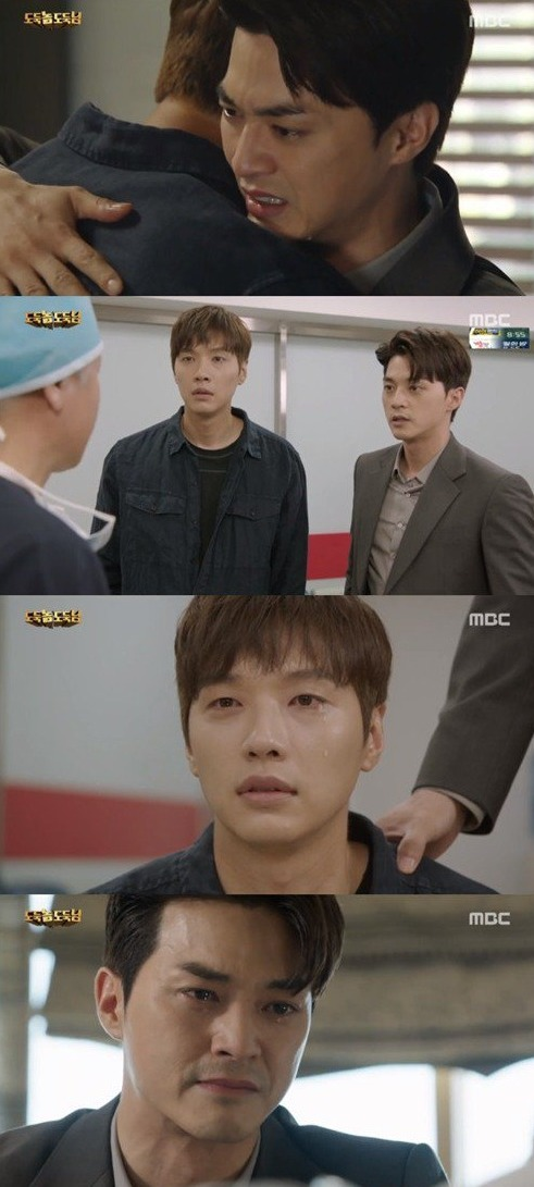 [Spoiler] Added episodes 23 and 24 captures for the Korean drama 'Bad Thief, Good Thief'