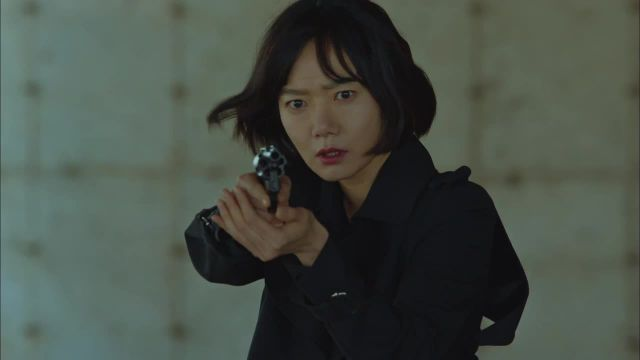 [Video] Added Korean drama 'Secret Forest' final episode 16