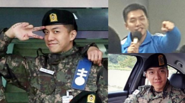 Lee Seung-gi has two more months left until discharge