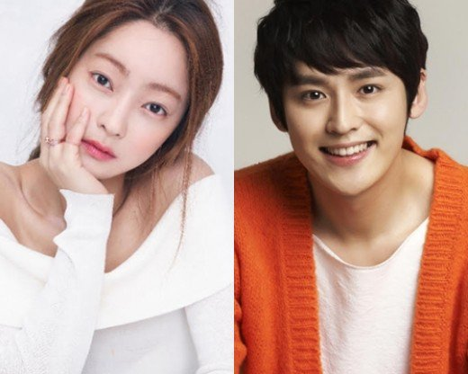 Seo Hyo-rim and Park Jin-woo become a married couple in