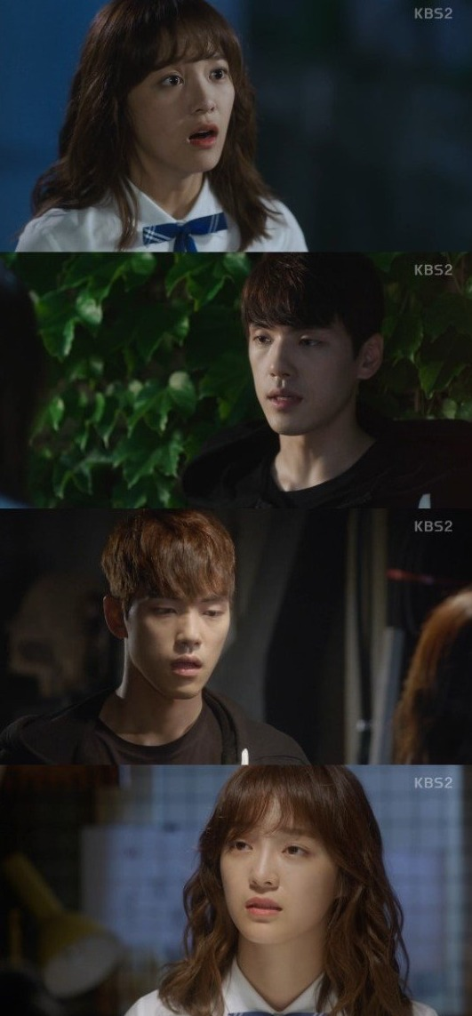 [Spoiler] Added episode 5 captures for the Korean drama 'School 2017'