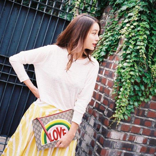 [Photos] Lee Min-jung, a goddess