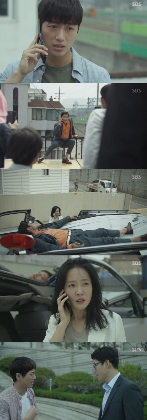 [Spoiler] Added episodes 5 and 6 captures for the Korean drama 'Falsify'