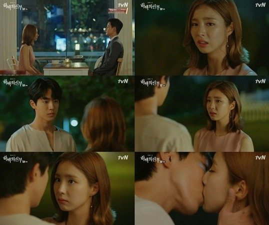 [Spoiler] Added episode 9 captures for the Korean drama 'Bride of the Water God 2017'
