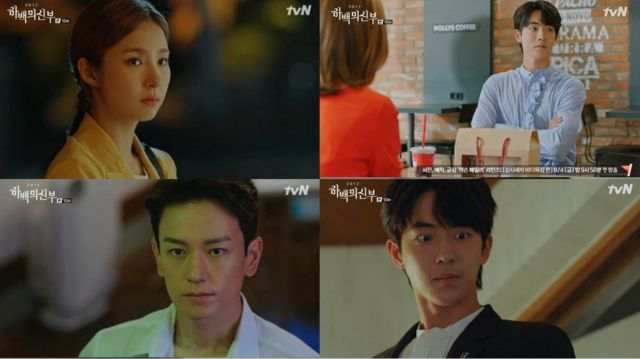 "[HanCinema's Drama Review] ""Bride of the Water God 2017"" Episode 10"