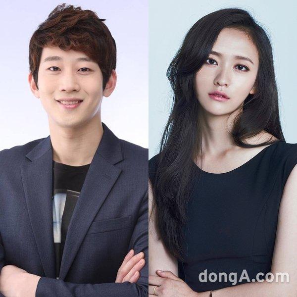 Jo Hang-ri and Park Ji-hyun in a relationship