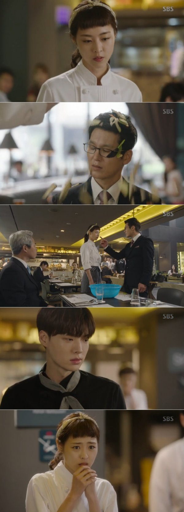 "[Spoiler] ""Reunited Worlds"" Ahn Jae-hyun throws a fist for Lee Yeon-hee"