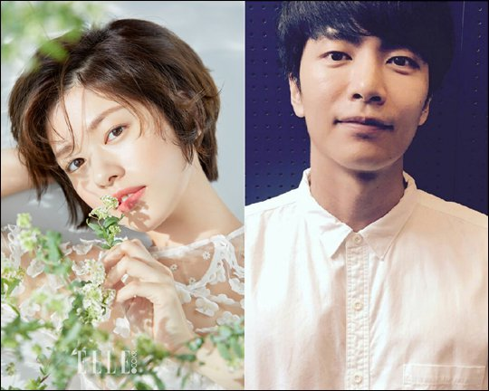 """Jung So-min and Lee Min-ki in """"This Life Is Our First Life"""""""