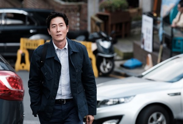 """Argon"" Kim Joo-hyeok and Chun Woo-hee's first stills"
