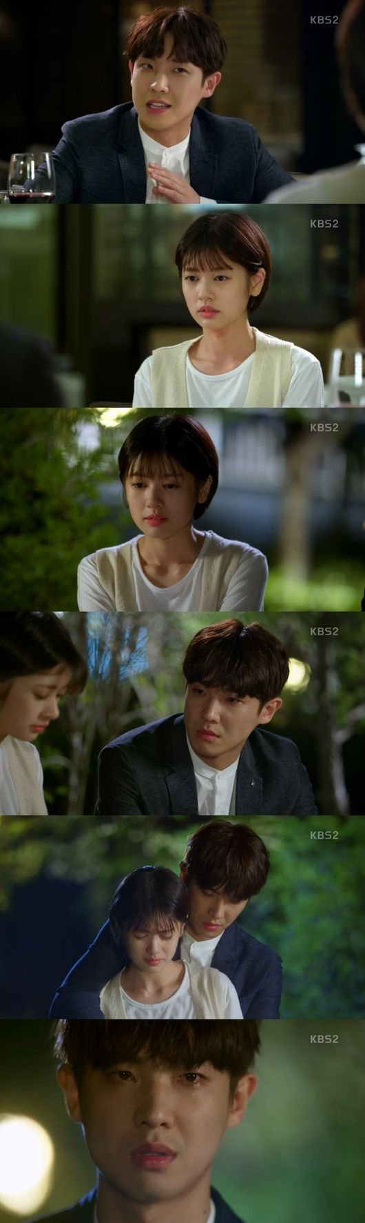 "[Spoiler] ""Father is Strange"" Lee Joon tells Jung So-min, ""I'll wait"""