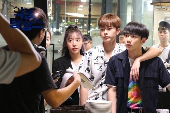 Jin-kyeong, Oh-seong and Han-eum