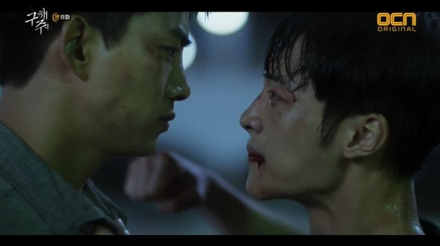 Sang-hwan and Dong-cheol