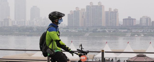 Toxic Haze Arrive Earlier Than Usual
