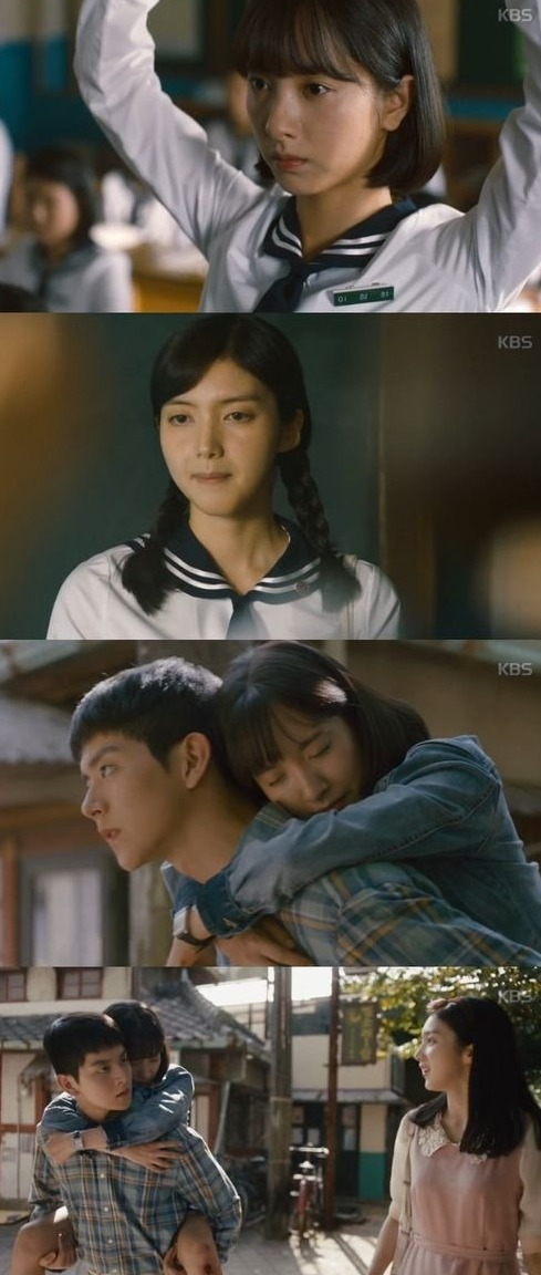 [Spoiler] Added episode 1 captures for the Korean drama 'Girls' Generation 1979′