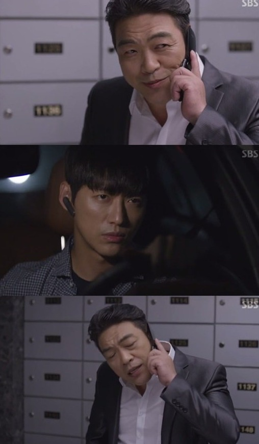 [Spoiler] Added episodes 29 and 30 captures for the Korean drama 'Falsify'