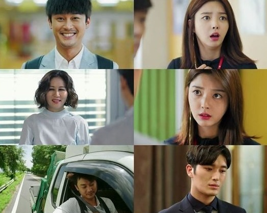 [Spoiler] Added episode 7 captures for the Korean drama 'Single Wife'