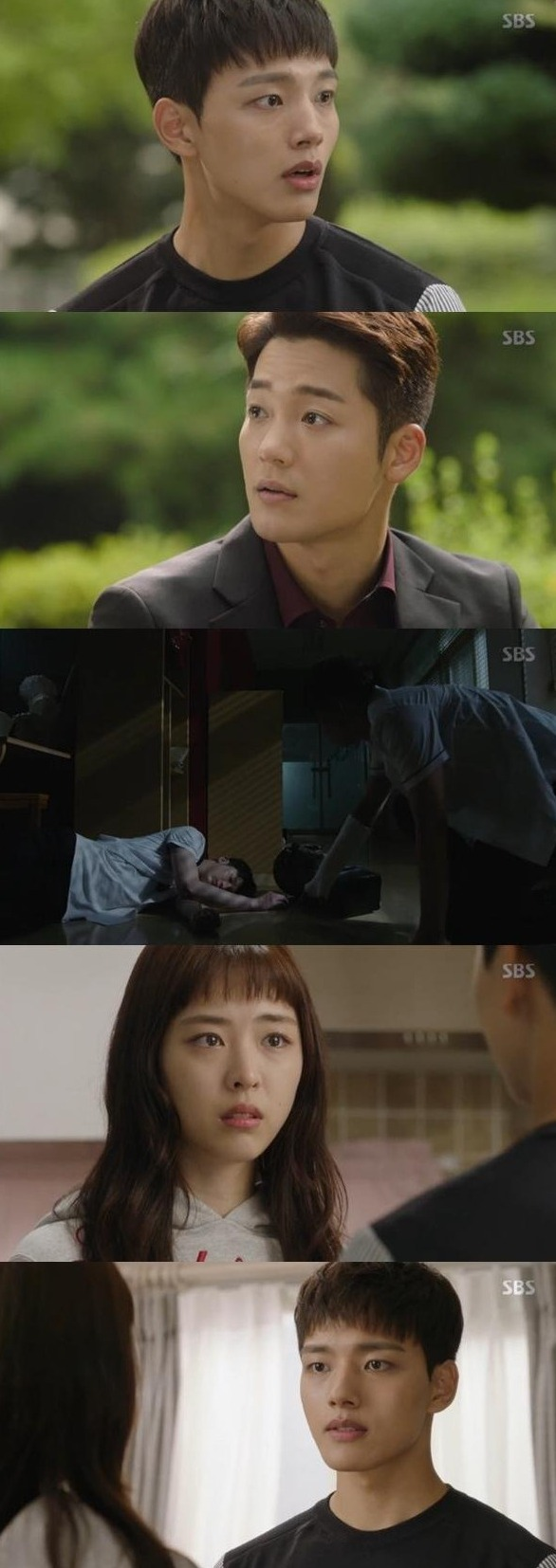 [Spoiler] Added episodes 33 and 34 captures for the Korean drama 'Reunited Worlds'